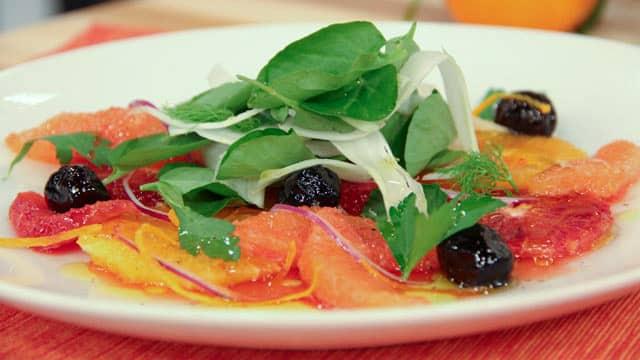 Mixed Citrus Salad by Chef Craig Harding