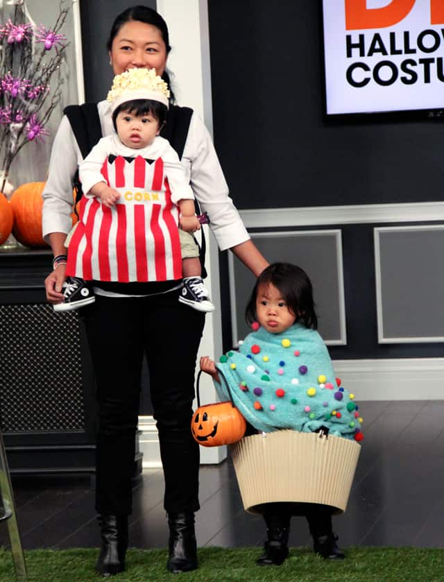 Snack Time! DIY Halloween Costumes