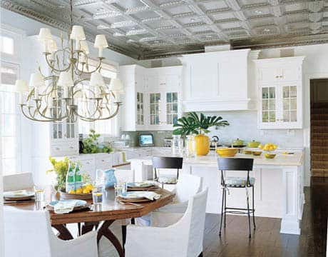 House Beautiful.Com inspired ceilings - steven and chris