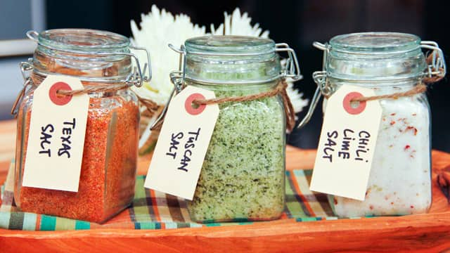 Make Your Own Seasoned Salts