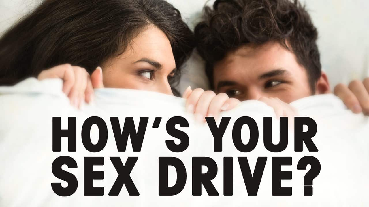 Test your sex drive