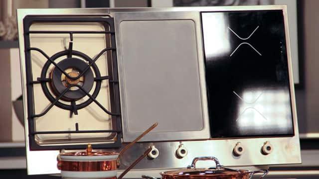 Betrazzoni 3-Burner Cooktop