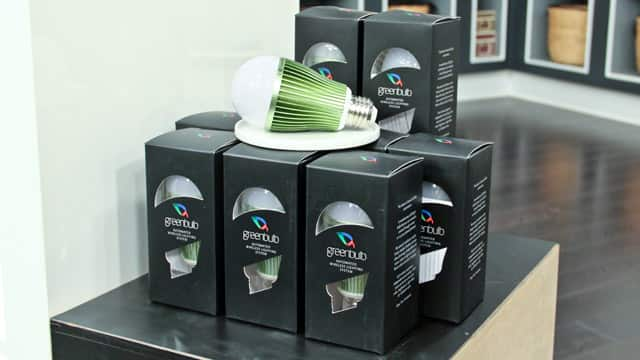 Greenbulb Automated Wireless Lighting System