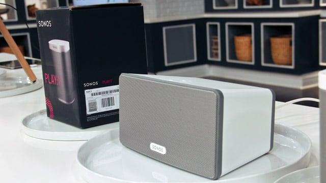 Play: 1 Sonos system