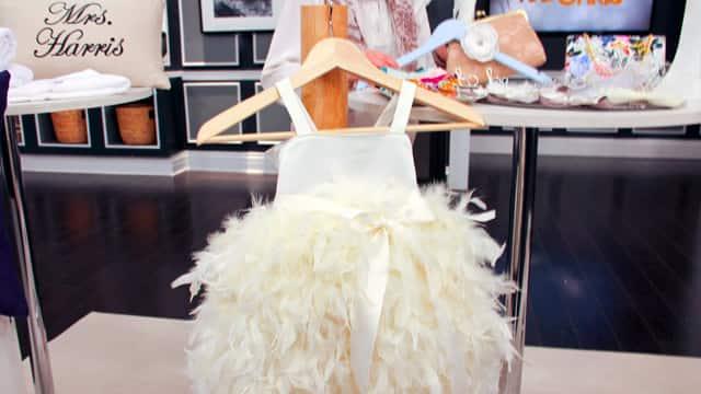 Wedding fashion from Etsy