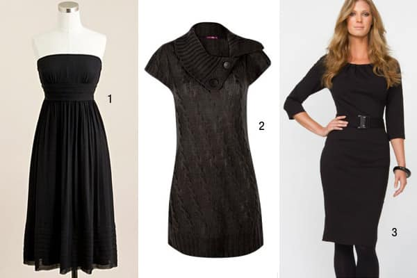 The Perfect Little Black Dress Es Steven And Chris