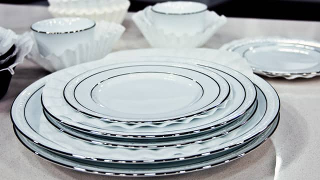 Protect Your China and Dishes with Coffee Filters