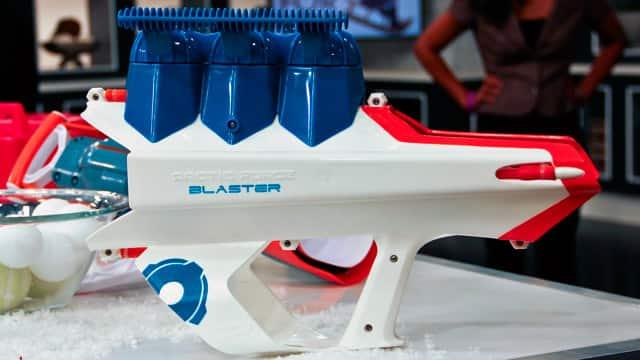 A snowball blaster.