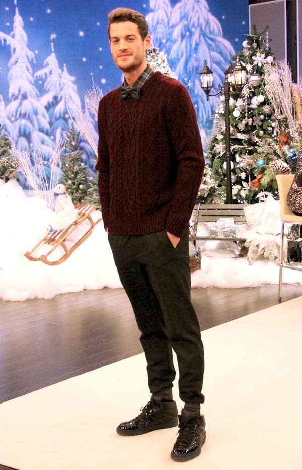 d4072ea3bc4 Splurge or Save  How To Style Your Ultimate Holiday Outfit - Steven ...