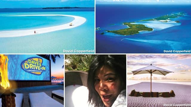 Cool Jobs: Si Si Penaloza in Musha Cay