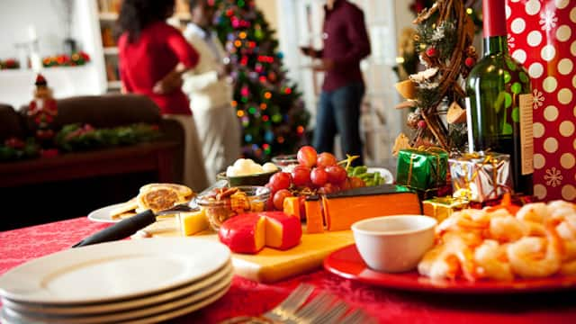 Favourite Holiday Traditions: The Parties
