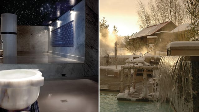 Ten Spa, Scandinave Spa