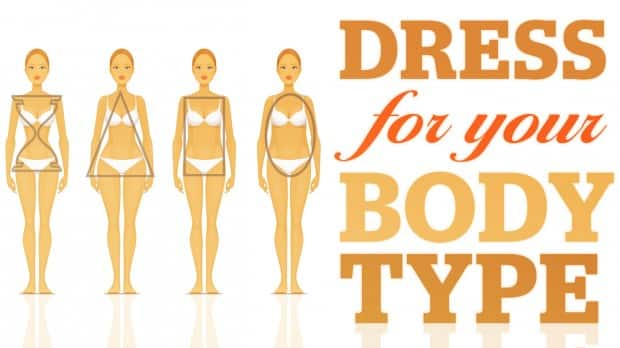 Find Out Your Body Shape and How To Dress It Right ...