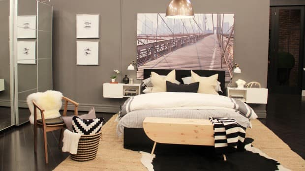 IKEA: How To Maximize Storage And Style In Your Bedroom   Steven And Chris