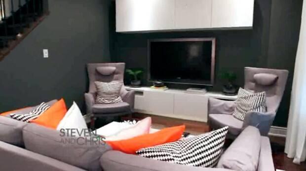 Ikea Living Room Makeover Steven And Chris