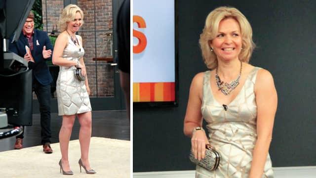 Jen's new look