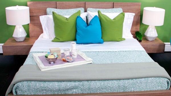 A Feng Shui Inspired Teen's Bedroom