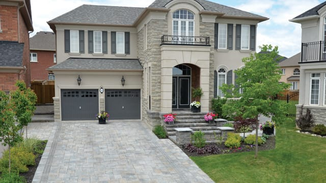 Invest in Driveway to add value to the exterior of your home