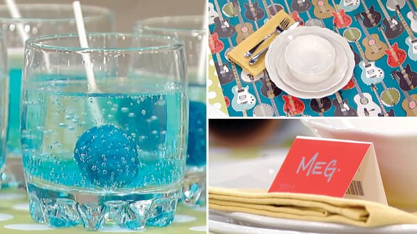 Fun and Affordable Party Decor