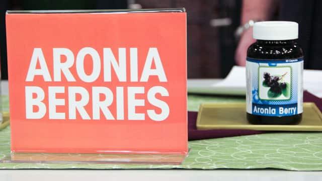2014 Superfoods: Aronia Berries