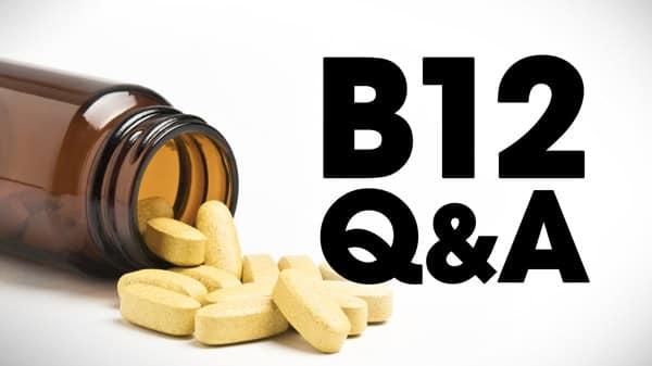 B12 Q&A