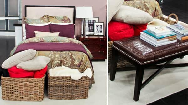 Better Bedroom Organization