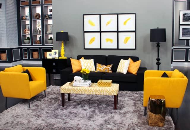 yellow furniture. Yellow Furniture. Furniture R