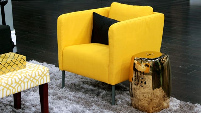 Bold Furniture Decorating 101
