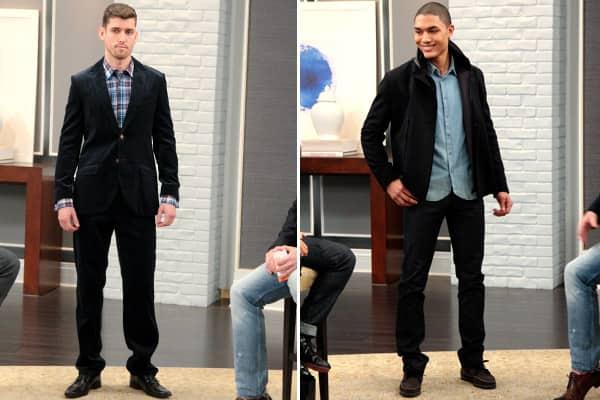 Bustle Men's Fashion Show