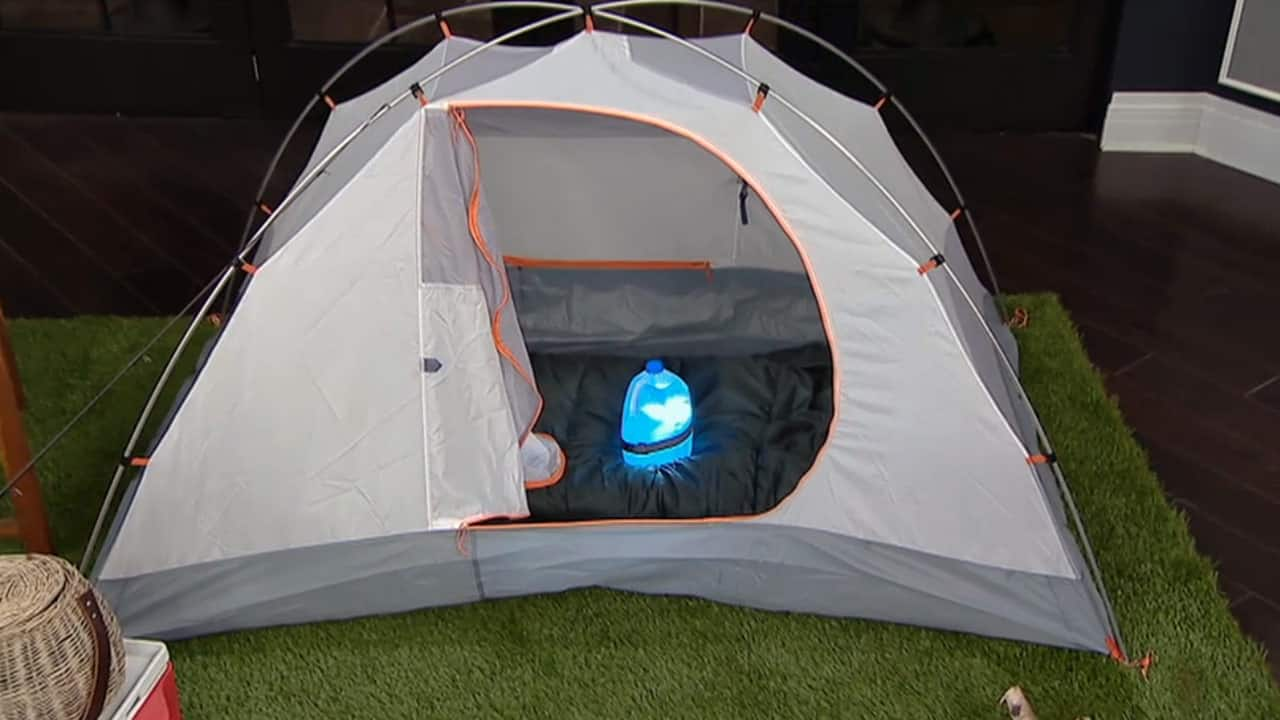 Life Made Easy: Camping Hacks - Steven and Chris