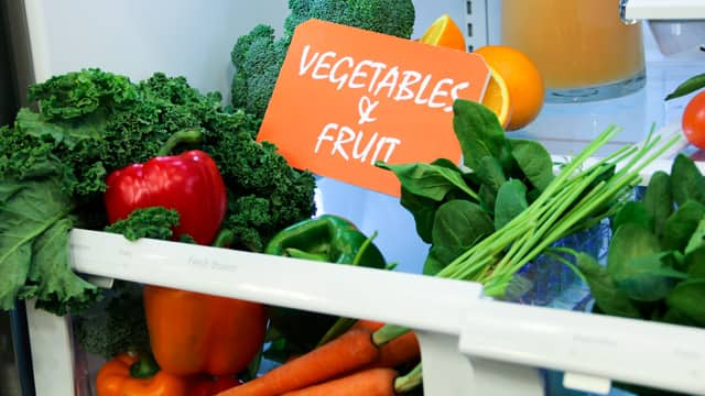 How to Stock a Cancer Preventing Kitchen: Vegetables and Fruit