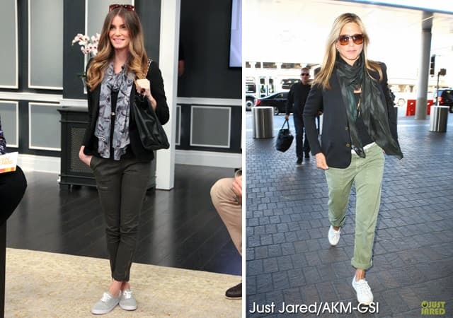 Celeb Styles for Less: Jennifer Aniston, casual
