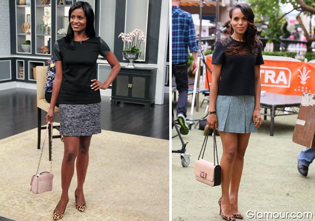 Celeb Styles for Less: Kerry Washington, casual