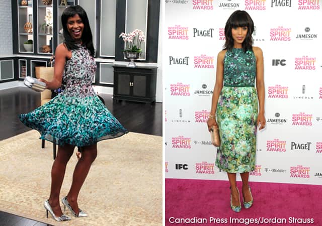 Celeb Styles for Less: Kerry Washington
