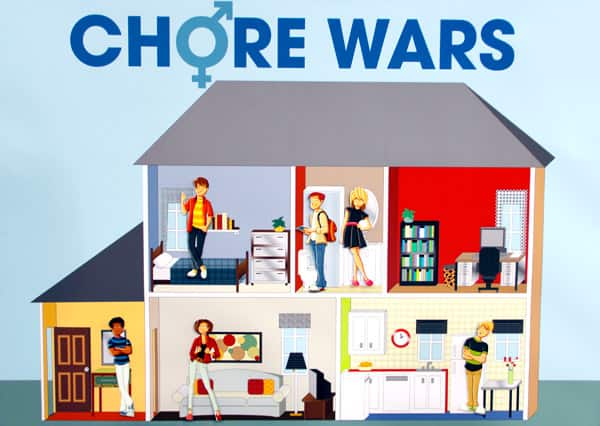 Chore Wars: Battle of the Sexes