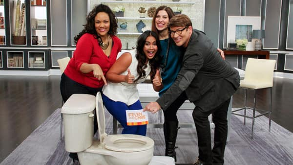 Chris' Angels: Bathroom Gadgets