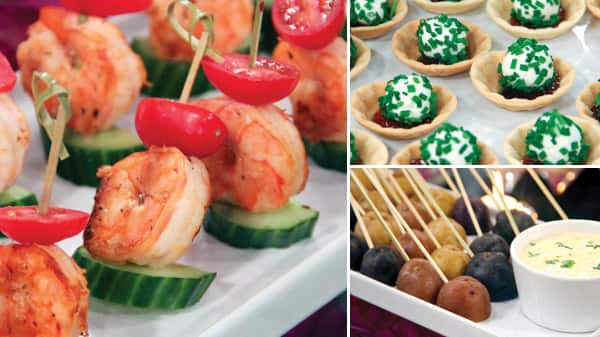 Store Bought Appetizers For Party