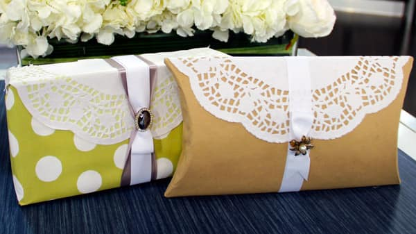 Creative wedding gift wrapping steven and chris for Best creative wedding gifts