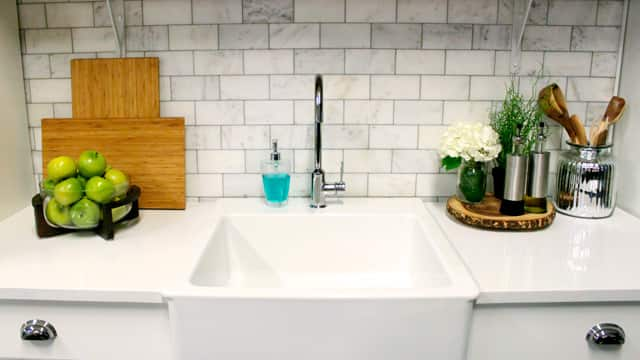 S&C kitchen counter top