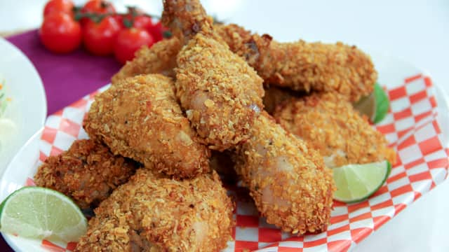 Dish Do-Over Fried Chicken by Chef Jo Lusted