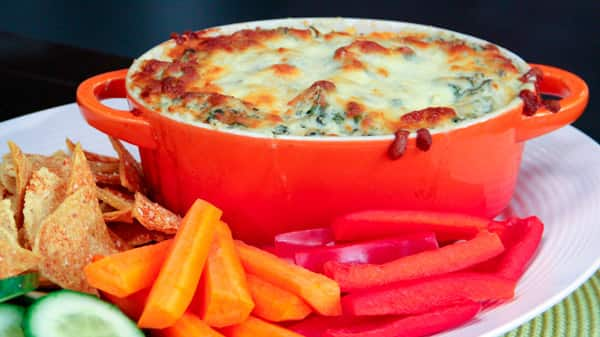 Dish Do-Over: Spinach & Artichoke Dip