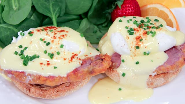 Eggs Benedict by Michael P. Clive