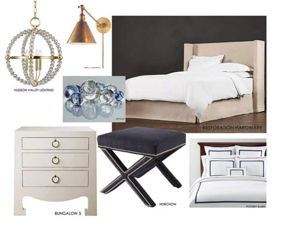 Get The Look Hotel Chic Bedroom Steven And Chris