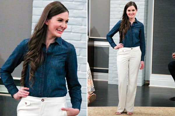 Fabuless Fashion: The Chambray/Denim Trend
