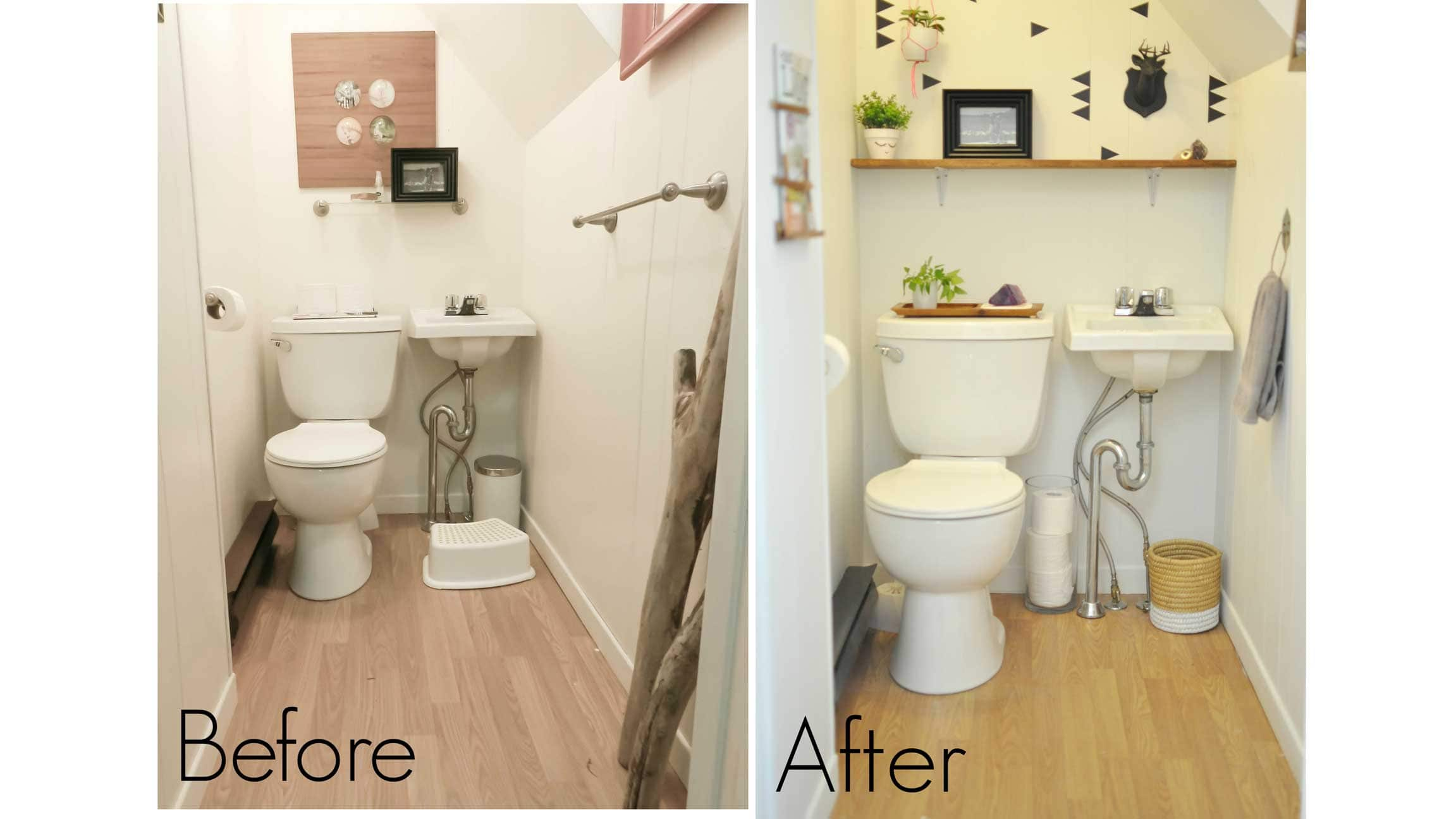 The 50 Fix Up Spruce Up Your Guest Bathroom Steven And Chris