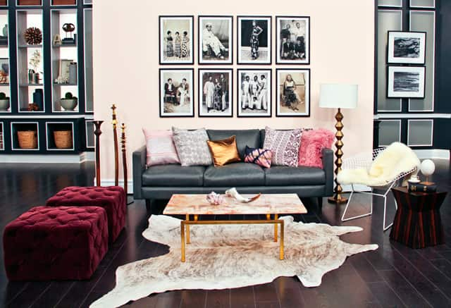 Feminine Living Room With A Masculine Edge Steven And Chris
