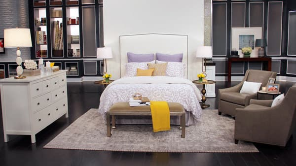 feng shui for a romantic bedroom - steven and chris