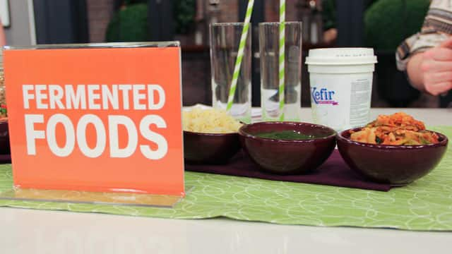 2014 Superfoods: Fermented Foods