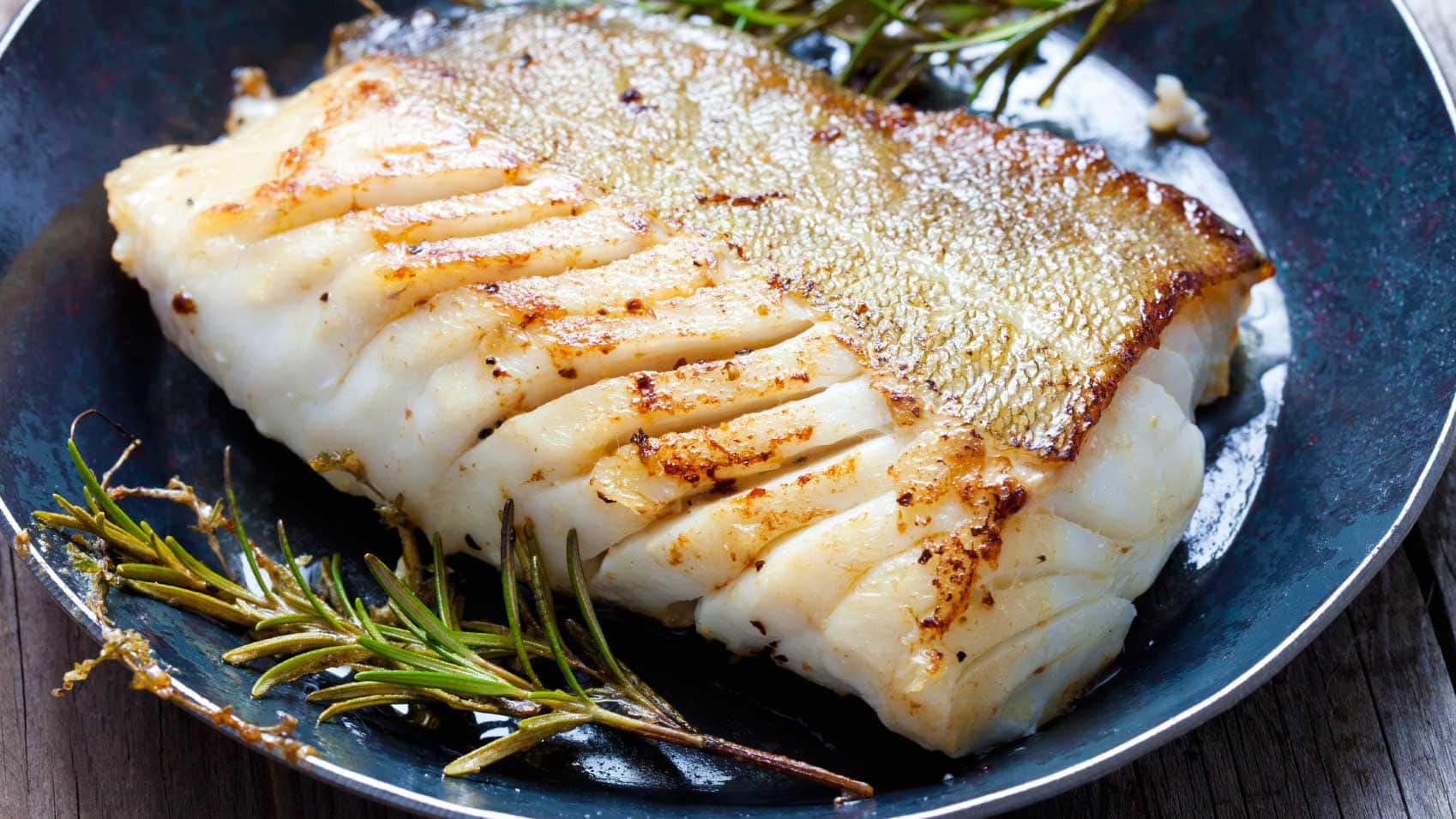 How to pick and cook the perfect fish steven and chris for Popular fish to eat