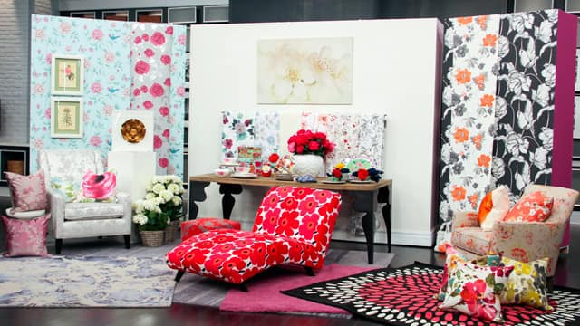 Celebrate Spring with Florals in Your Decor